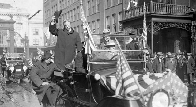 Xe tổng thống Mỹ thay đổi thế nào hơn 100 năm qua? - 2..jpg