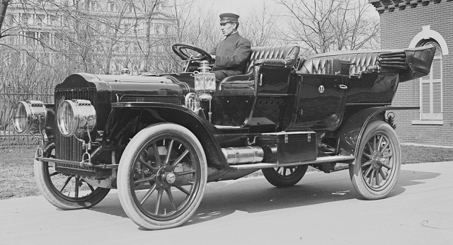 Xe tổng thống Mỹ thay đổi thế nào hơn 100 năm qua? - 3..jpg