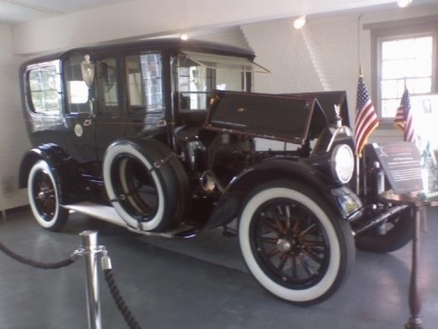 Xe tổng thống Mỹ thay đổi thế nào hơn 100 năm qua? - 4..jpg