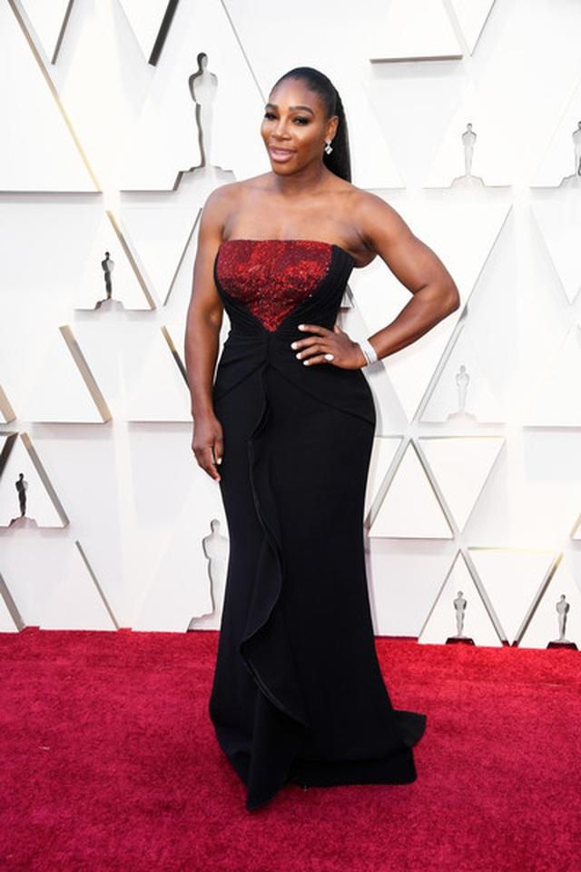 Minh tinh Hollywood khoe váy áo lộng lẫy trên thảm đỏ Oscar 2019 - 72