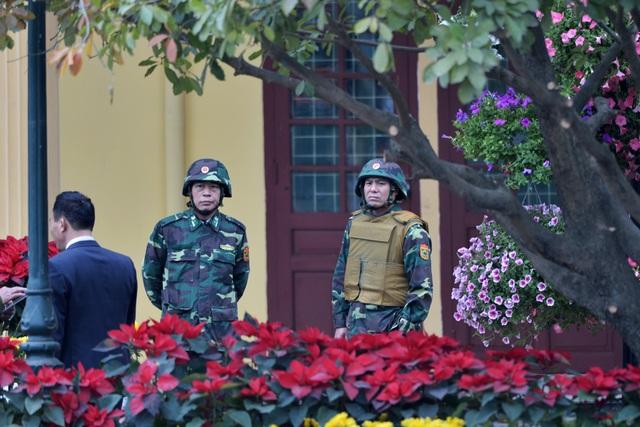 Ga Đồng Đăng thắt chặt an ninh đón tàu chở ông Kim Jong-un - 1