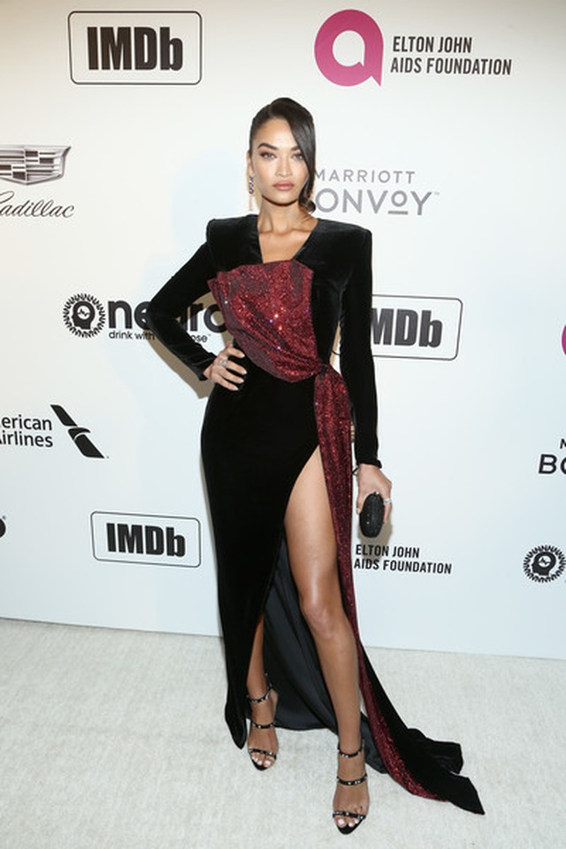 Jasmine Sanders đẹp như mộng với váy màn tuyn - 13