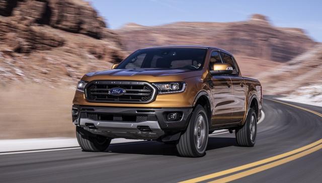Ford nghi ngờ có nhầm lẫn trong tính toán mức tiêu thụ nhiên liệu xe Ranger - 1