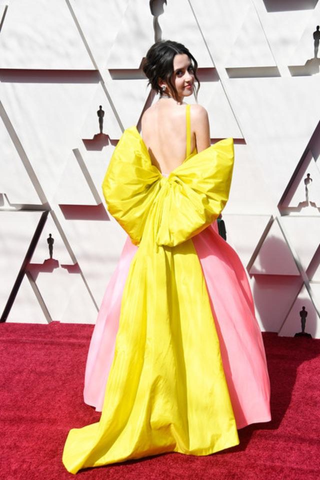 Minh tinh Hollywood khoe váy áo lộng lẫy trên thảm đỏ Oscar 2019 - 61