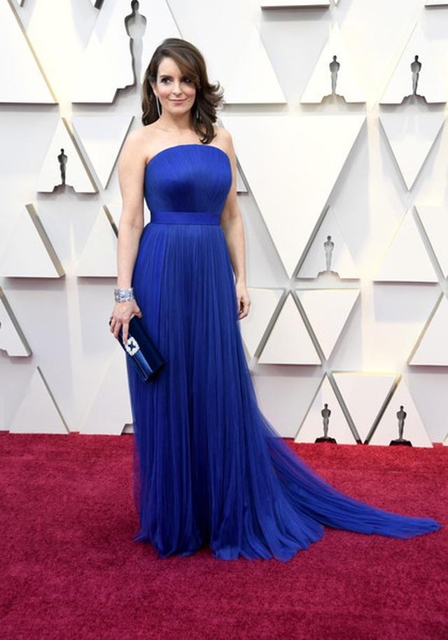 Minh tinh Hollywood khoe váy áo lộng lẫy trên thảm đỏ Oscar 2019 - 65