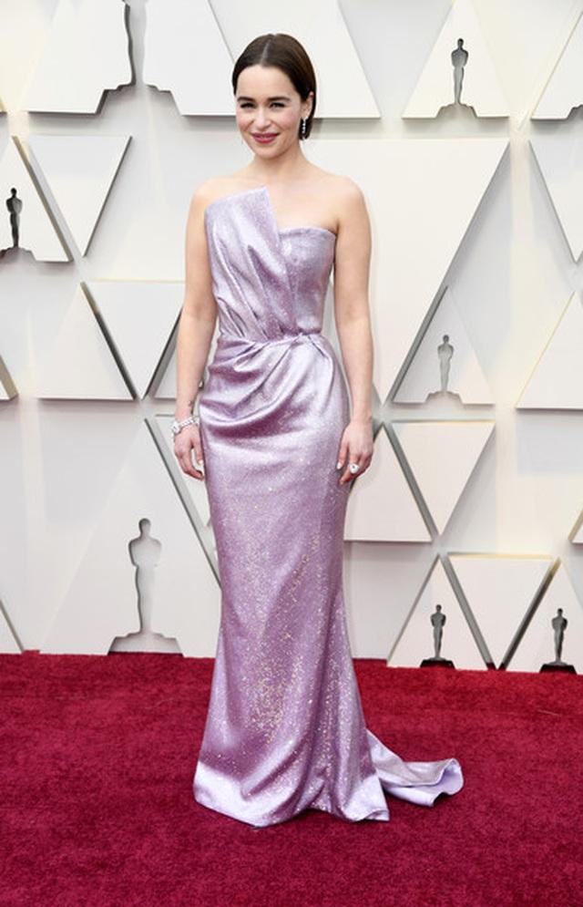 Minh tinh Hollywood khoe váy áo lộng lẫy trên thảm đỏ Oscar 2019 - 11