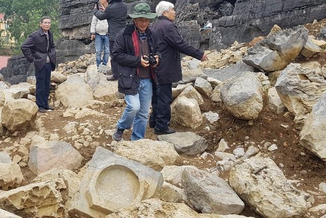 Công bố kết quả khai quật thám sát di chỉ khảo cổ học núi Xuân Đài - 5