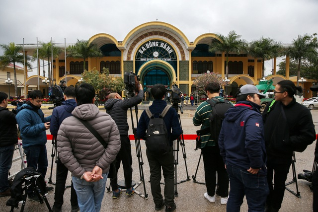 Báo chí quốc tế chú ý ga Đồng Đăng trước chuyến thăm của ông Kim Jong-un - 2