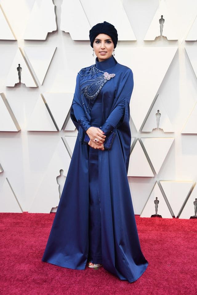 Minh tinh Hollywood khoe váy áo lộng lẫy trên thảm đỏ Oscar 2019 - 62