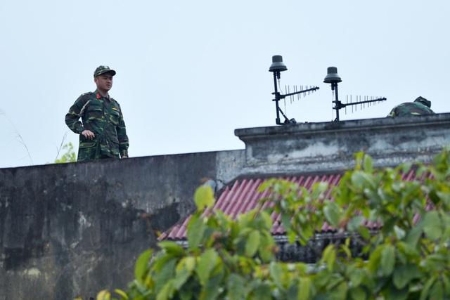 Ga Đồng Đăng thắt chặt an ninh đón tàu chở ông Kim Jong-un - 7
