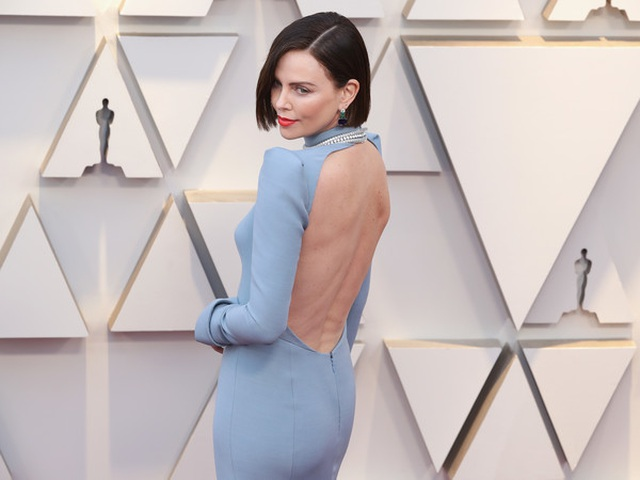 Minh tinh Hollywood khoe váy áo lộng lẫy trên thảm đỏ Oscar 2019 - 46
