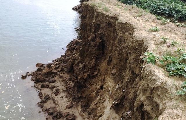 Báo động đỏ tình trạng hà bá nuốt đất, nuốt nhà, truy bức người dân ven sông Mã - 3