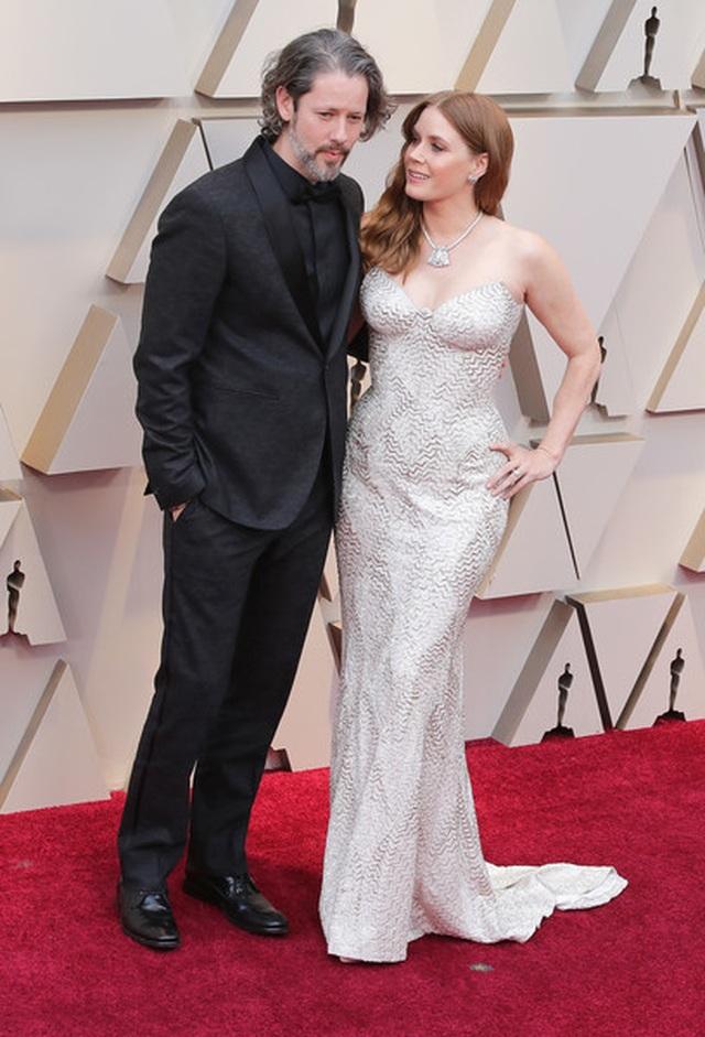 Minh tinh Hollywood khoe váy áo lộng lẫy trên thảm đỏ Oscar 2019 - 19