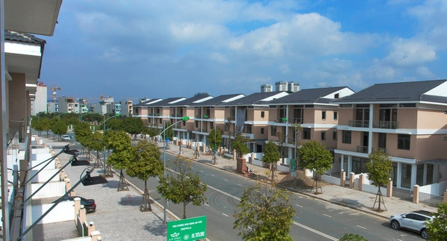 An Phú Shop-villa tăng sức nóng thị trường Bất động sản khu vực Hà Đông - 1