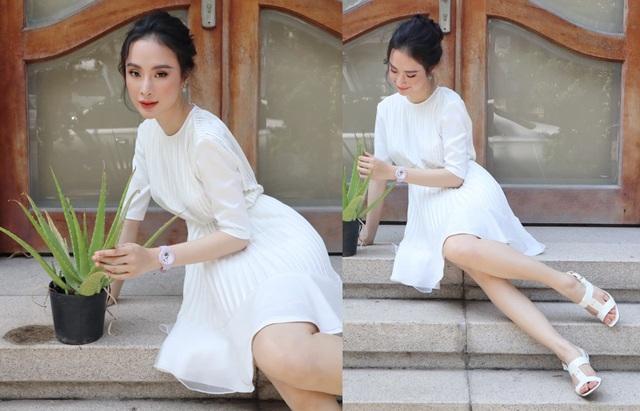 Đỗ Mỹ Linh gây sốt với ảnh bikini nóng bỏng, Khổng Tú Quỳnh hở bạo hậu chia tay - 6