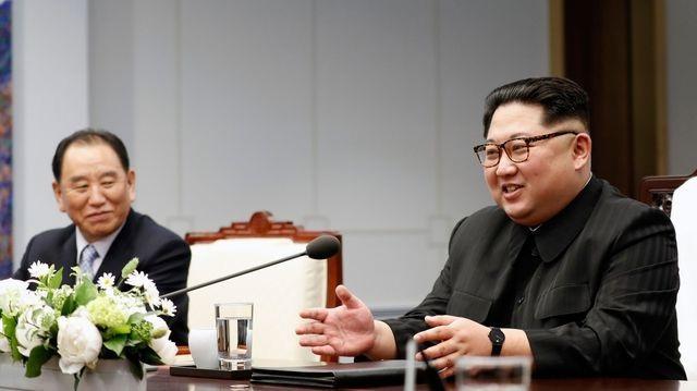 Bộ tứ quyền lực tháp tùng ông Kim Jong-un tới Hà Nội họp thượng đỉnh - 1