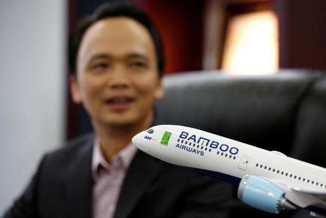 Reuters: Bamboo Airways sẽ ký mua 10 máy bay Boeing trong dịp Thượng đỉnh Mỹ - Triều - 1