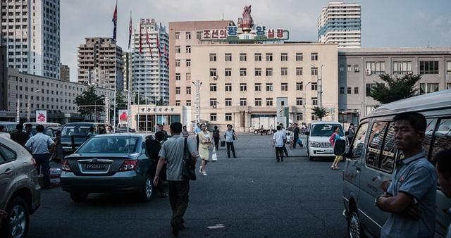 Bí ẩn thế giới xe cộ ở Triều Tiên, đất nước của Kim Jong-un - 1