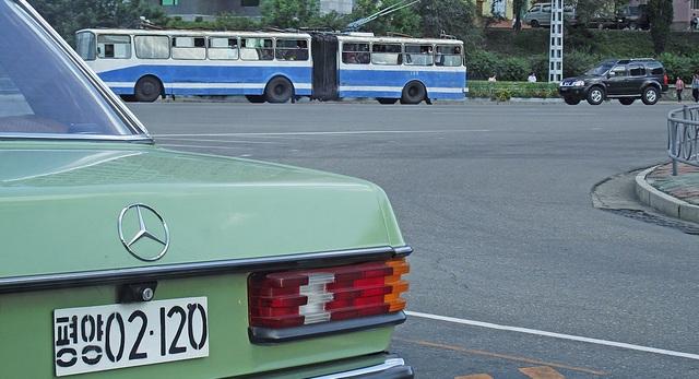 Bí ẩn thế giới xe cộ ở Triều Tiên, đất nước của Kim Jong-un - 7