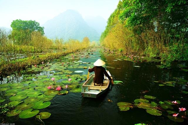 Cảnh sắc Việt Nam quyến rũ và thân thương trên hàng loạt các trang báo nước ngoài - 4