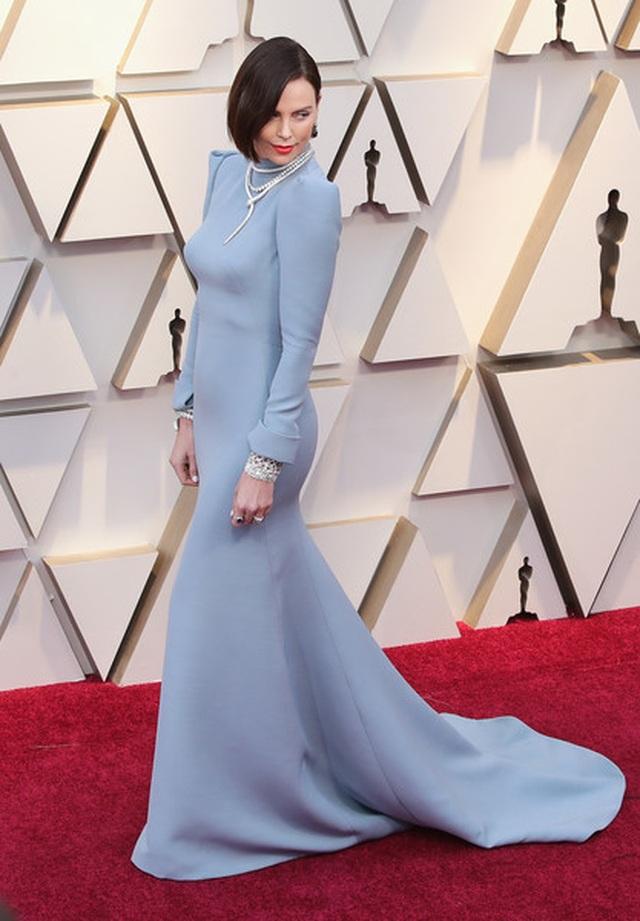 Minh tinh Hollywood khoe váy áo lộng lẫy trên thảm đỏ Oscar 2019 - 49