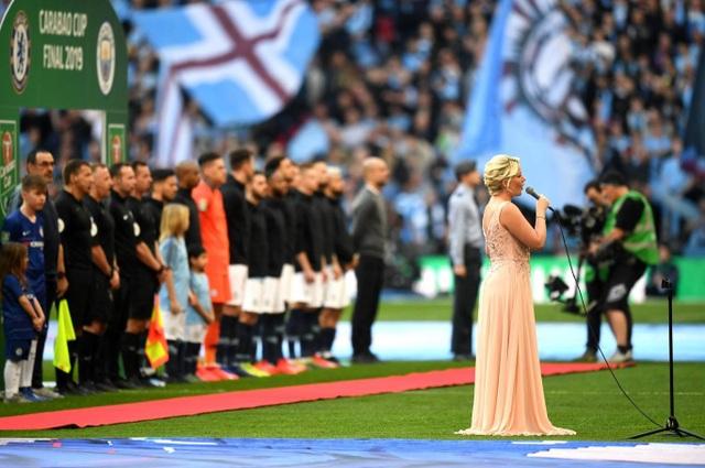 Những khoảnh khắc đưa Man City vô địch lần thứ sáu ở League Cup - 1
