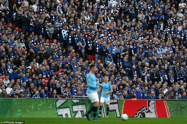 Những khoảnh khắc đưa Man City vô địch lần thứ sáu ở League Cup - 3