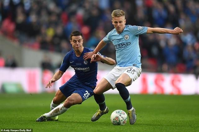 Những khoảnh khắc đưa Man City vô địch lần thứ sáu ở League Cup - 4