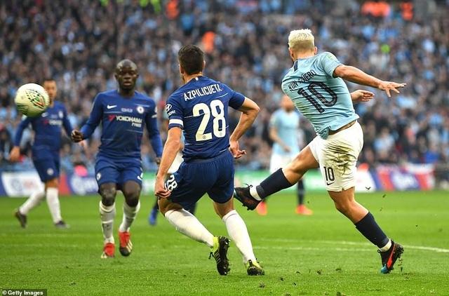 Những khoảnh khắc đưa Man City vô địch lần thứ sáu ở League Cup - 5