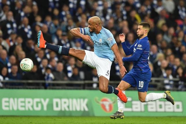 Những khoảnh khắc đưa Man City vô địch lần thứ sáu ở League Cup - 11
