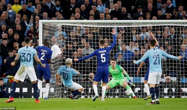 Những khoảnh khắc đưa Man City vô địch lần thứ sáu ở League Cup - 13