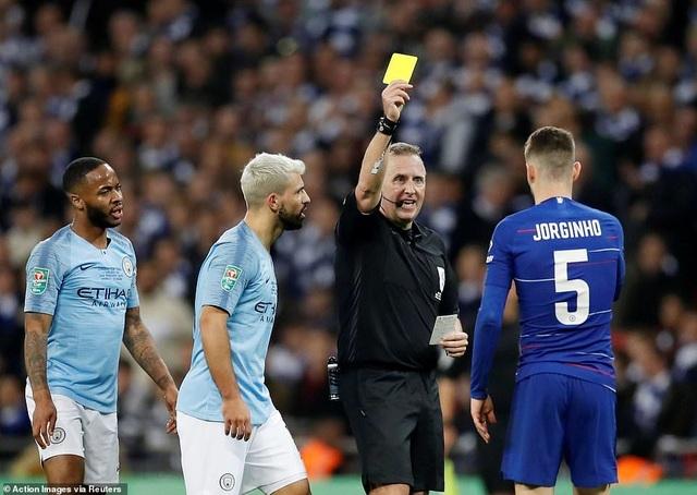 Những khoảnh khắc đưa Man City vô địch lần thứ sáu ở League Cup - 15