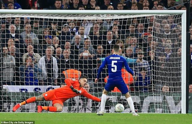 Những khoảnh khắc đưa Man City vô địch lần thứ sáu ở League Cup - 19