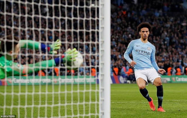 Những khoảnh khắc đưa Man City vô địch lần thứ sáu ở League Cup - 20