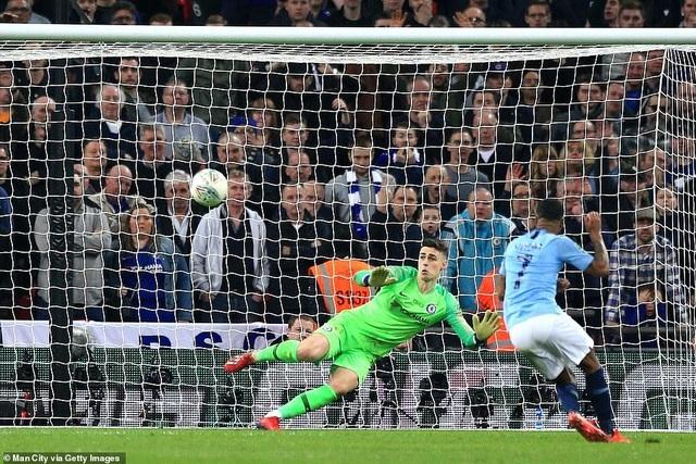 Những khoảnh khắc đưa Man City vô địch lần thứ sáu ở League Cup - 22