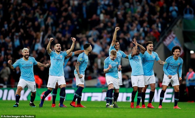 Những khoảnh khắc đưa Man City vô địch lần thứ sáu ở League Cup - 23