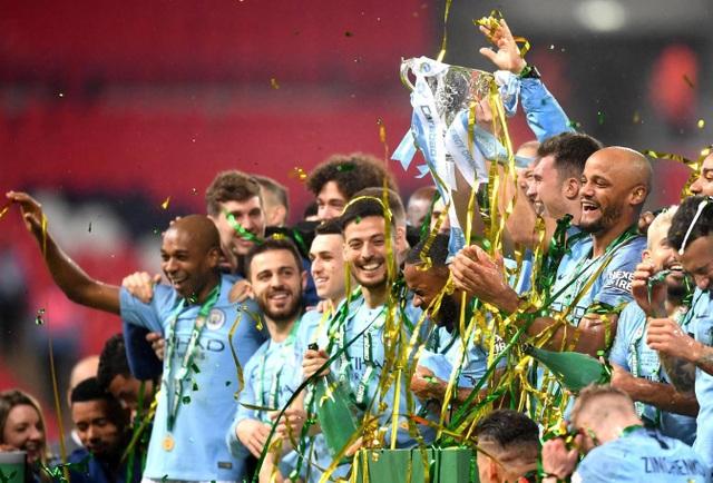 Những khoảnh khắc đưa Man City vô địch lần thứ sáu ở League Cup - 26