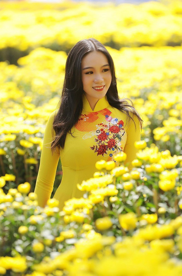 Điểm danh con gái sao Việt dậy thì xinh đẹp - 11