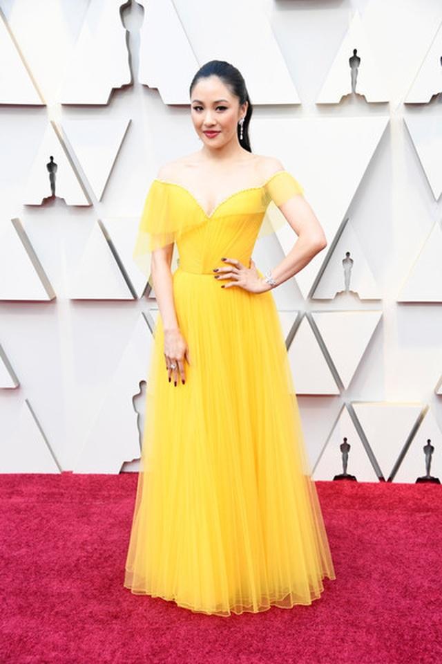 Minh tinh Hollywood khoe váy áo lộng lẫy trên thảm đỏ Oscar 2019 - 31