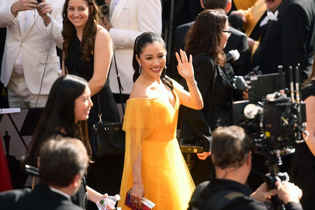 Minh tinh Hollywood khoe váy áo lộng lẫy trên thảm đỏ Oscar 2019 - 33