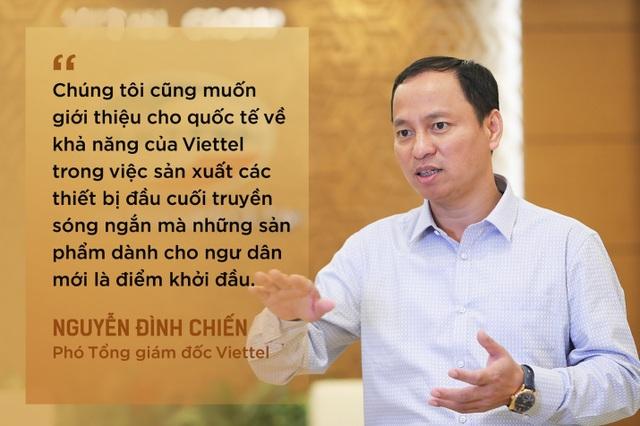 Việt Nam có nguy cơ mất 20% thị trường xuất khẩu thủy sản: Lời giải công nghệ từ Viettel - 1