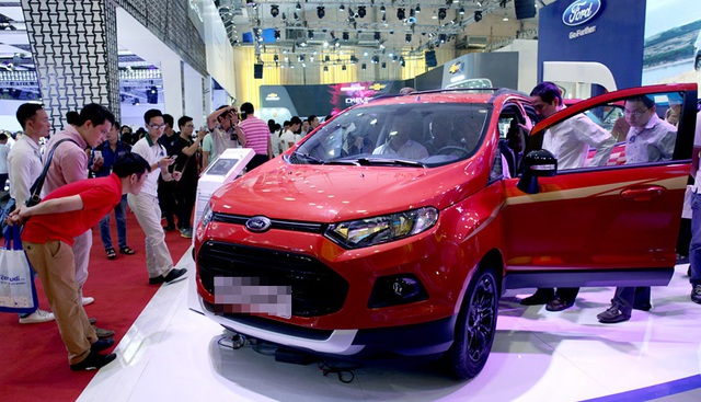 Đón thời 4 bánh giá rẻ, ô tô Việt dưới 300 triệu đồng ra hàng cả loạt - 3