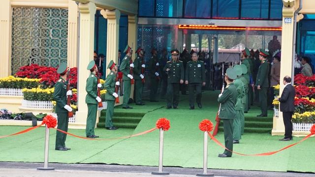 Bộ trưởng kiểm tra công tác chuẩn bị đón Chủ tịch Triều Tiên tại Lạng Sơn - 9