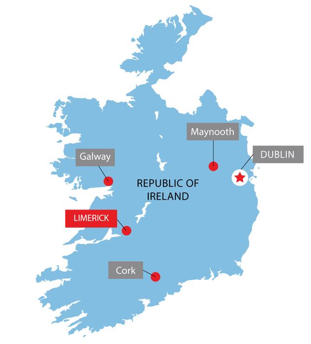 Khởi đầu ước mơ cùng Đại học Limerick (Ireland)- Cơ hội làm việc tại tập đoàn đa quốc gia - 2