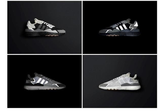 """Adidas mang Nite Jogger và Sleek trở lại """"lợi hại hơn xưa"""" - 1"""