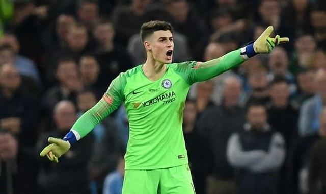 Vượt qua Chelsea ở loạt luân lưu, Man City vô địch League Cup - 1