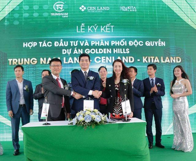 KiTa Land – Đơn vị đồng đầu tư và phát triển dự án Golden Hills - 1