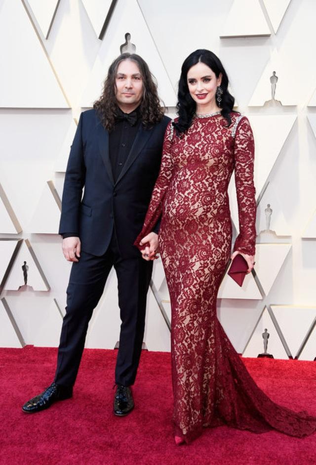 Minh tinh Hollywood khoe váy áo lộng lẫy trên thảm đỏ Oscar 2019 - 70