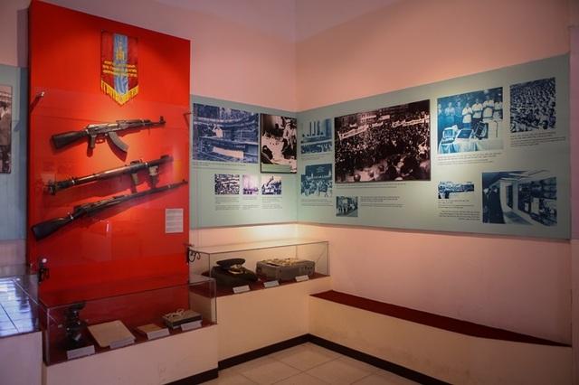 Những tư liệu giá trị về Triều Tiên ở Bảo tàng Lịch sử Quân sự Việt Nam - 1