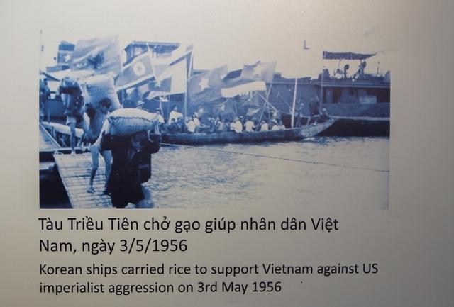 Những tư liệu giá trị về Triều Tiên ở Bảo tàng Lịch sử Quân sự Việt Nam - 3